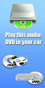 audio DVD burner - 1