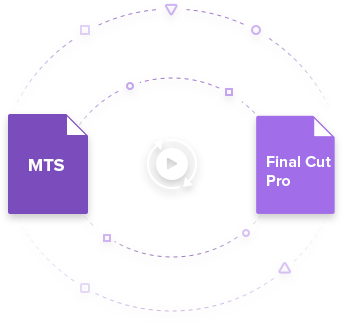 import mts to final cut pro