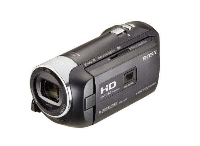 HDR PJ440 PJ Handy Cam Camcorder
