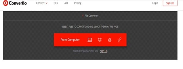convert AVI to MPEG-2 by Convertio