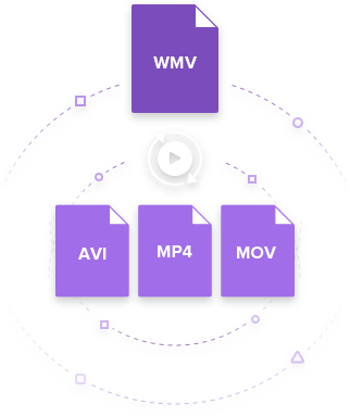 convert WMV to AVI Online