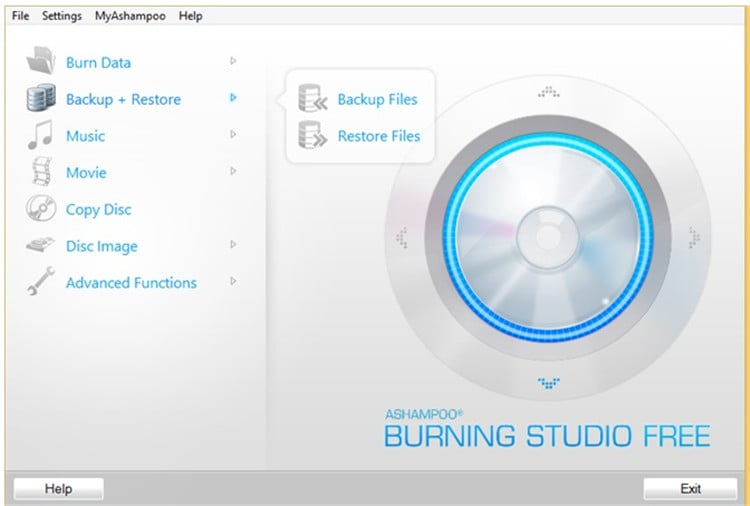 Ashampoo burning studio audio cd burning software