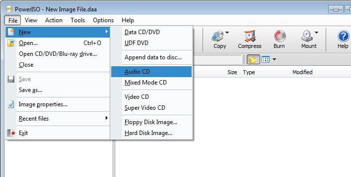 burn audio cd windows 7