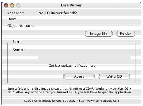 cd burner windows 8 64 bits