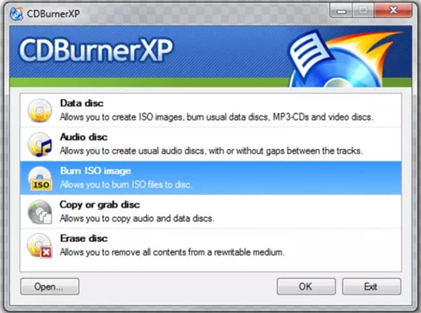 cd burner app for windows 7