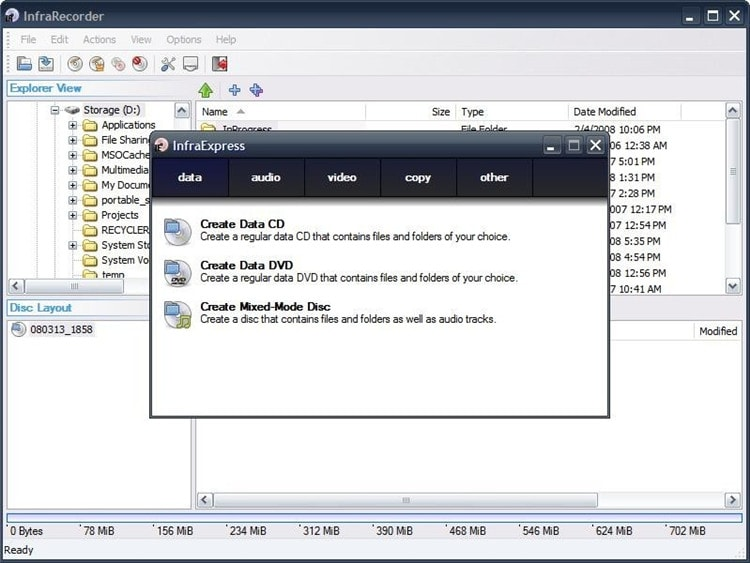 cd burn software for pc
