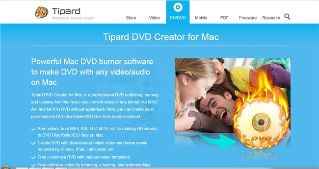 launch cd burner for mac