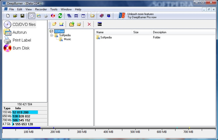 Kostenlose CD Brennsoftware für Windows 7