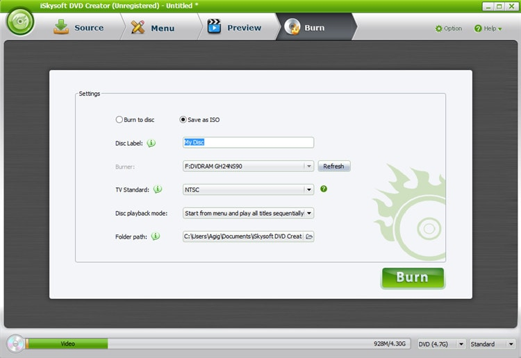 cd burning software windows 10