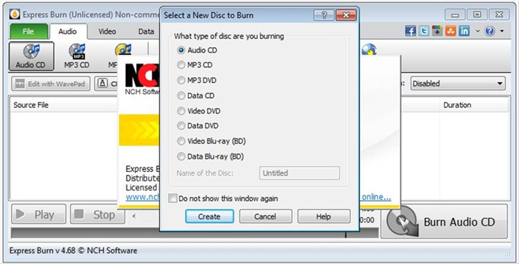 cd burning software windows 7