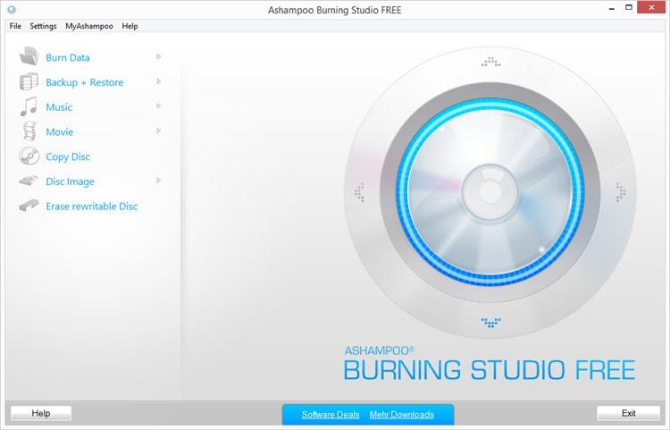 cd burning software free download