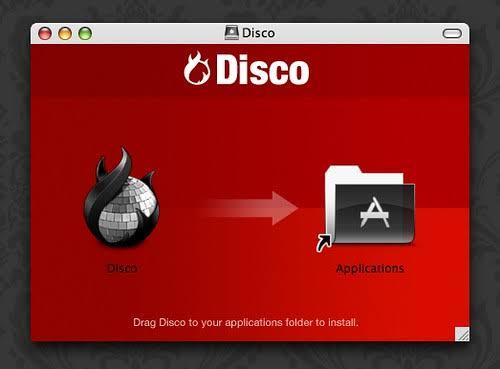 CD Brennsoftware für Mac öffnen
