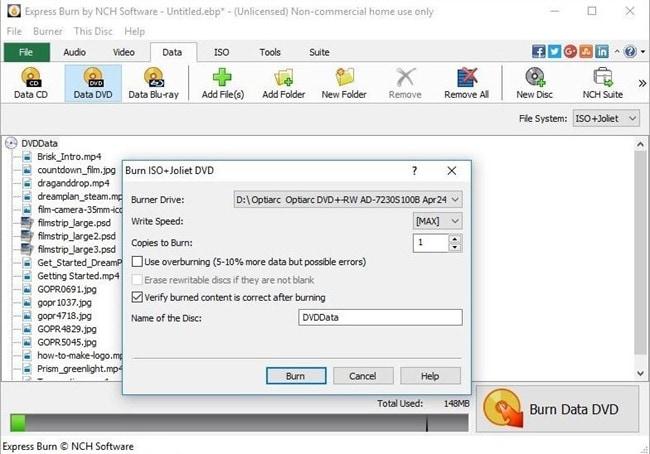 CD Brennsoftware Mac