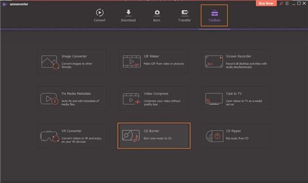 Installieren Sie die Windows Media Player Alternative zum Brennen von CDs