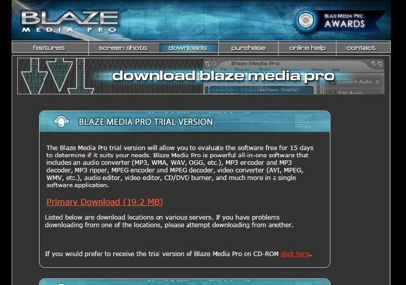 BlazeMedia Pro