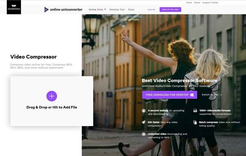 best way to compress video online