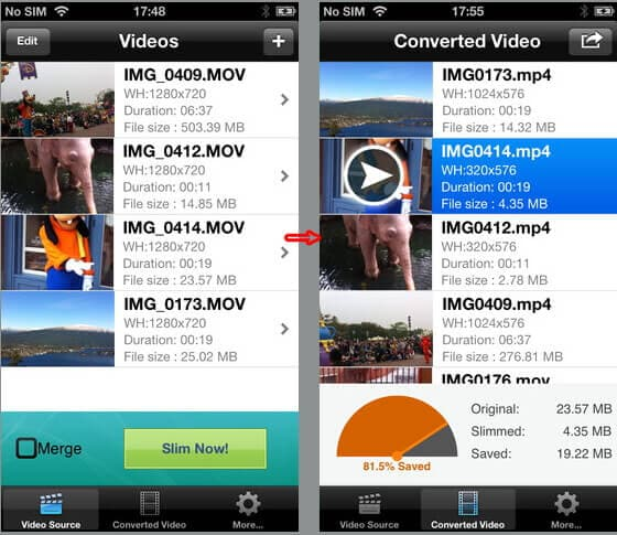 How to Compress Video for Email on Android Devices