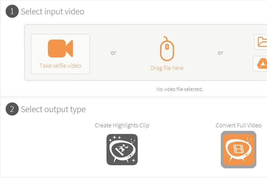 compress video online free - ClipChamp