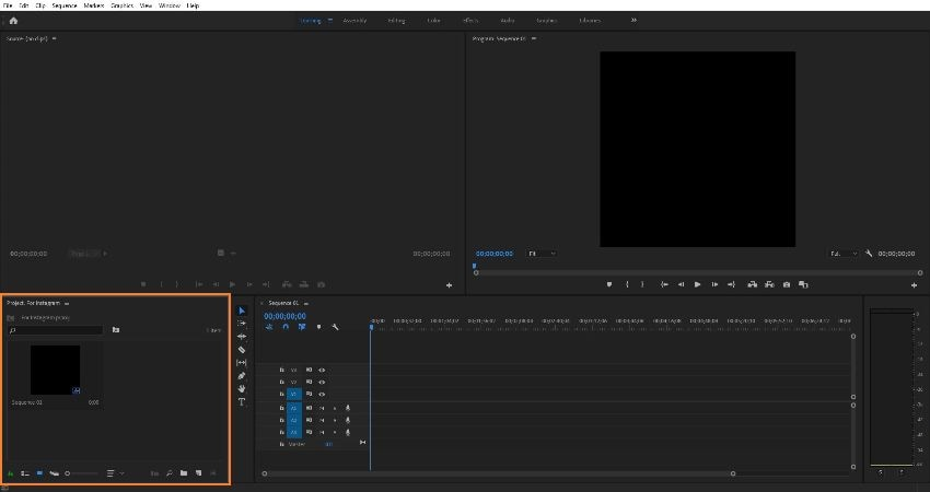 import footage to premiere pro