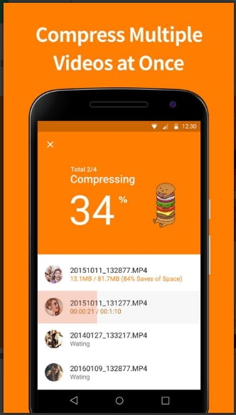 video compressor app for Android -5