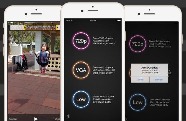 video compressor app for iPhone - 1