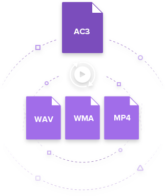 Convert AC3 to WAV