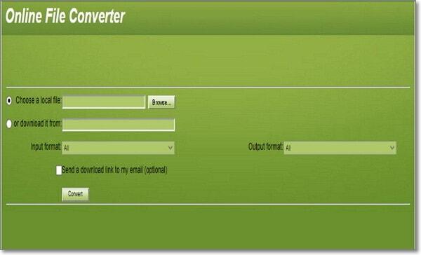 Mit ConvertFiles WMA zu WAV konvertieren