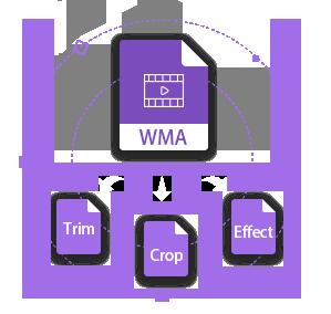 Edit WMA Video