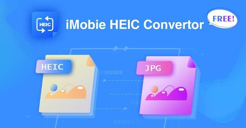 iMobie HEIC Converter