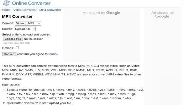 AAC Format Online Converters -Online Converter