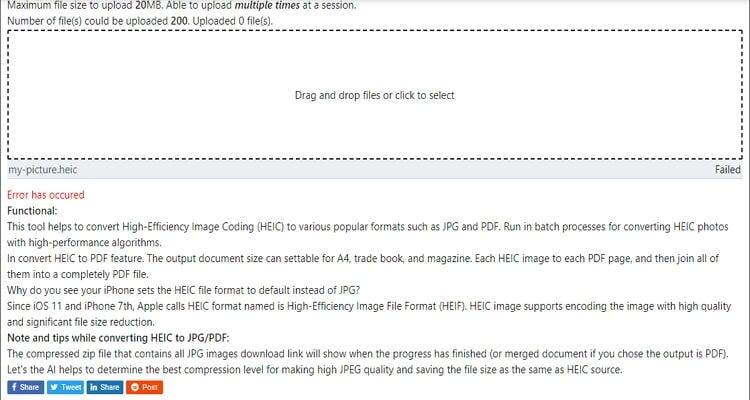 convert HEIC to JPEG online-Freetoolonline