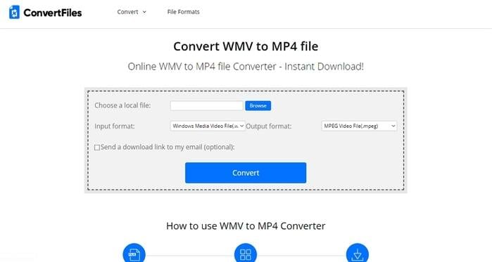 Free Steps of Converting FLV and MP4-ConvertFiles