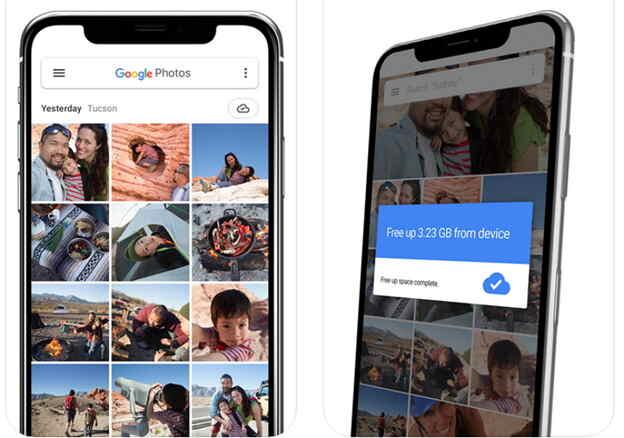 Convert Video to Live Photo Online Free-Google Photos