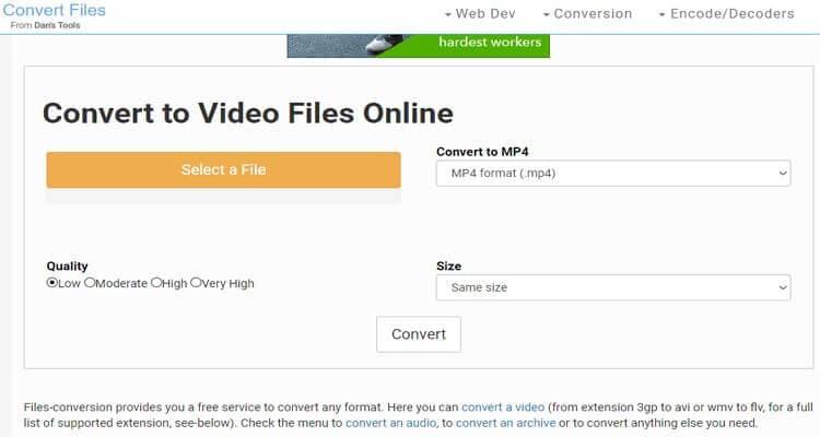 Online ISO Extractor-Convert Files