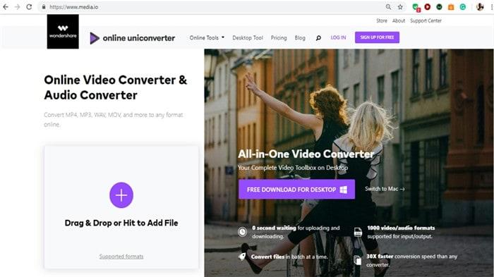 convert video to igtv format online