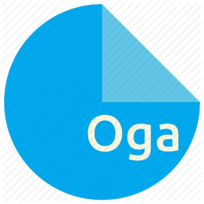 OGA Datei