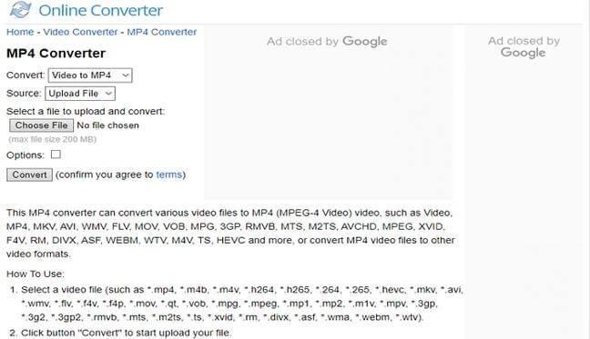 Free Online Convert Com -Online Converter