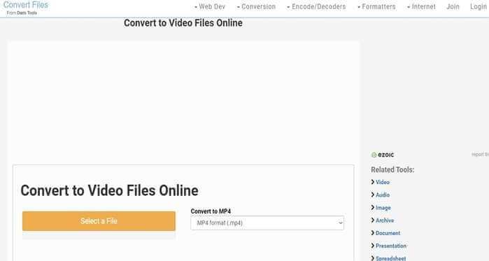 Free File Type Converter - Convert Files