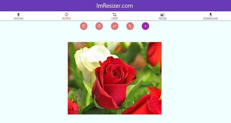 best picture size converter-ImResizer.com