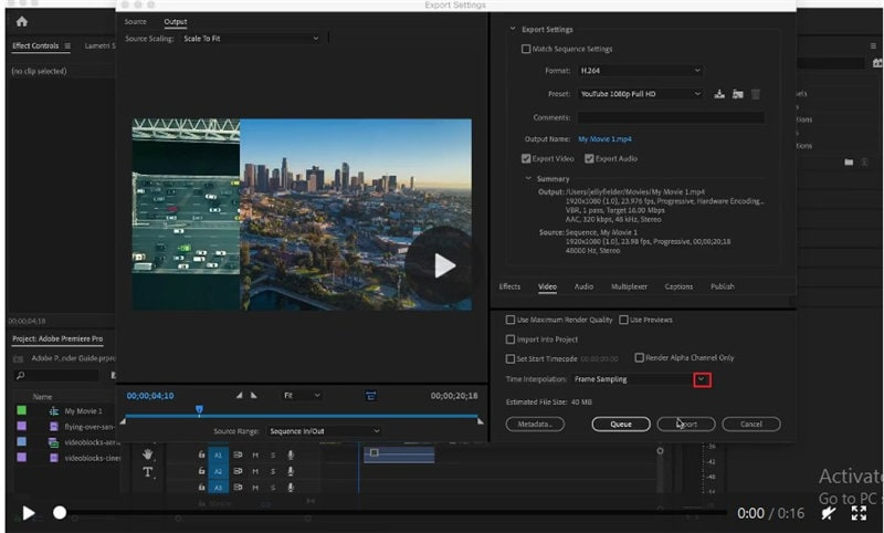 adobe premiere youtube