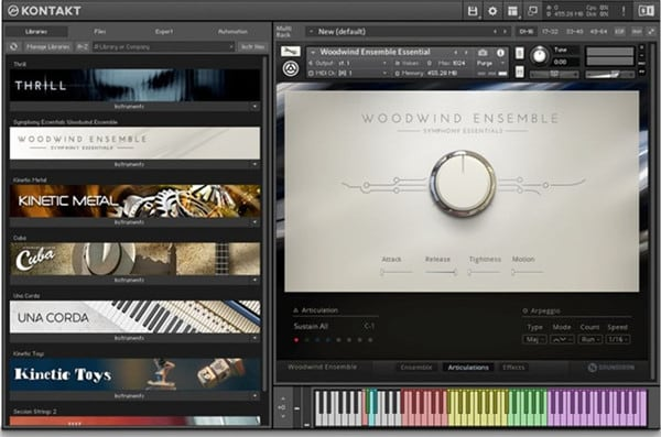 Native Instruments Kontakt