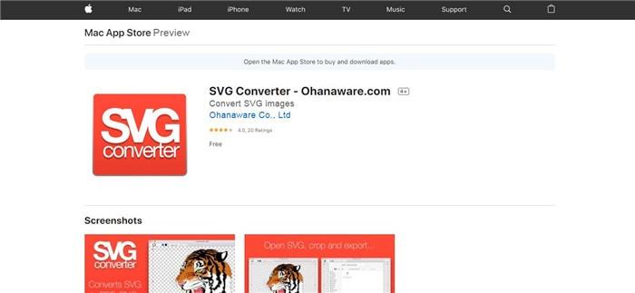 Bester SVG Converter