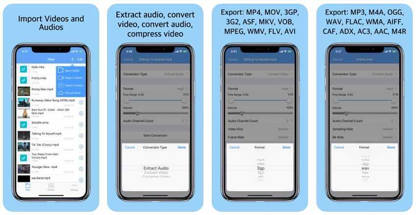 Online Video Clip Converters - Media Converter