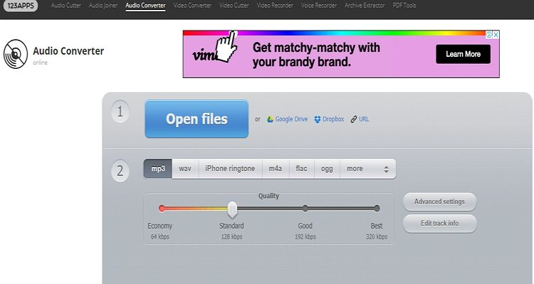 Online Zamzar alternatives -Video Converter