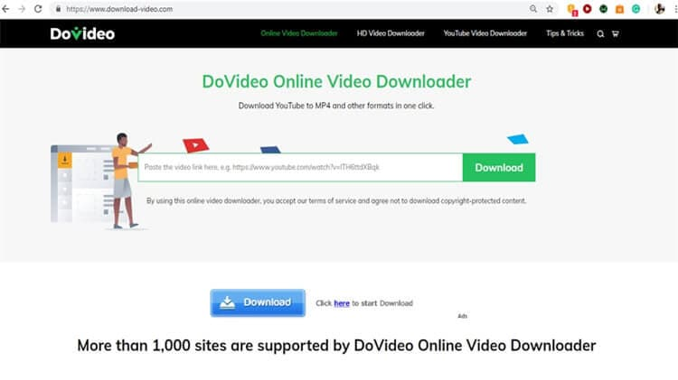 dailymotion converter mp4 online free
