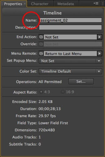 Edit DVD with Premiere