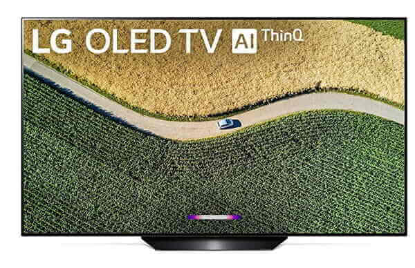 "Cool Gifts for A Movie Buff-LG B9 OLED 55"" Smart TV"