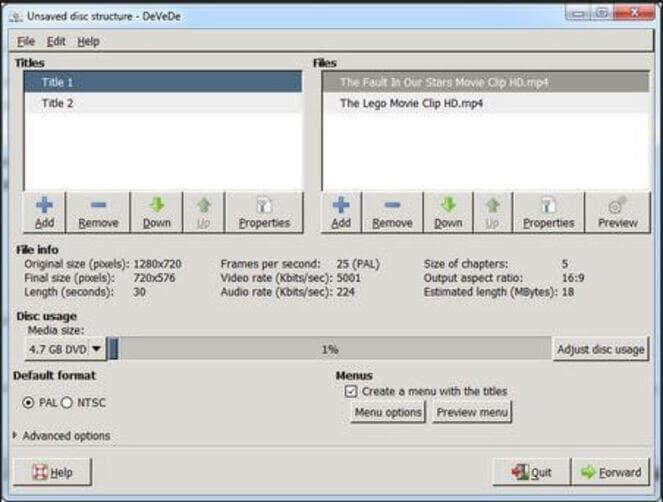 Windows 7 DVD Makers - Free Video to DVD Converter