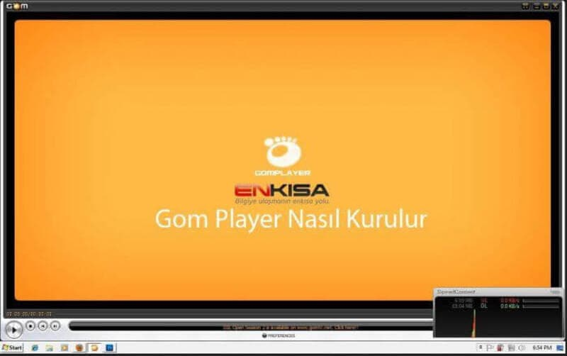 Most Popular DVD Players for Windows 8, 7 and XP - GOM Player