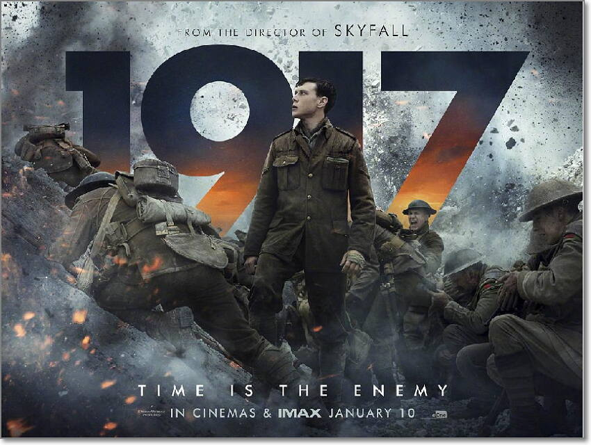 dvd review for 1917